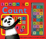 Learn to Count: with Magnetic Numbers to Use Again and Again!