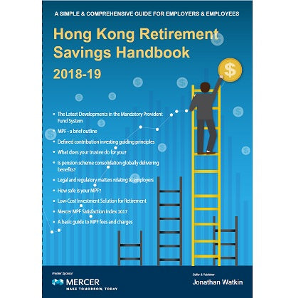 Hong Kong Retirement Savings Handbook 2018-19 English version