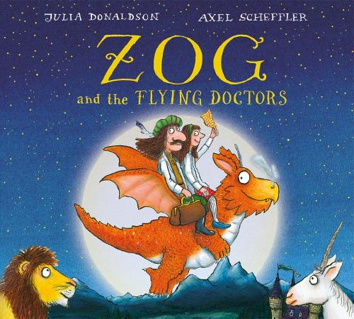 Zog and the Flying Doctors Gift edition