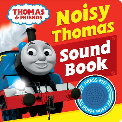 Thomas & Friends: Noisy Thomas Sound Book
