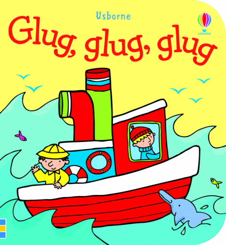 Glug, Glug, Glug Bath Book