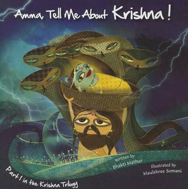 Amma, Tell Me about Krishna!