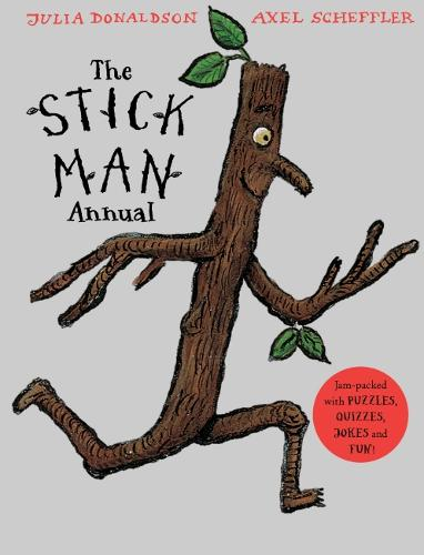 The Stick Man Annual 2019