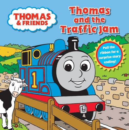 Thomas and the Traffic Jam: A Pull-out Surprise Story