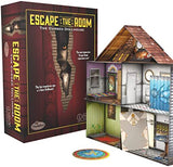 Think Fun Escape The Room The Cursed Dollhouse – an Escape Room Experience in a Box for Ages 13 and Up (7353)