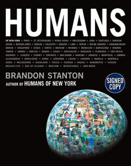 Signed Edition - Humans