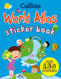 Collins Sticker Books: Collins World Sticker Atlas