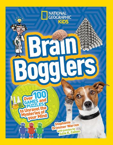 Brain Bogglers: Over 100 Games and Puzzles to Reveal the Mysteries of Your Mind (Mastermind)