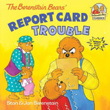 Berenstain Bears Report Card Trouble