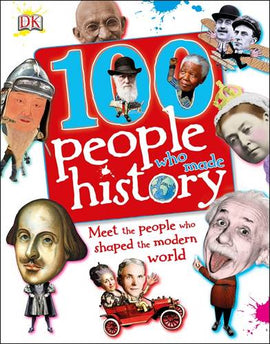 100 People Who Made History: Meet the People Who Shaped the Modern World