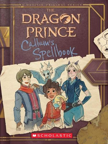 Callum's Spellbook (In-World Character Handbook)