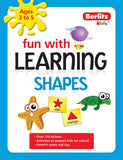 Berlitz Fun With Learning: Shapes (3-5 Years)