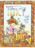 Fancy Nancy: Girl on the Go: A Doodle and Draw Book