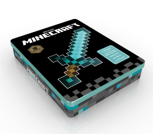 Minecraft Survival Tin: An official Minecraft product from Mojang