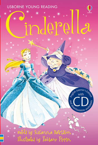 Young Reading With CD: Cinderella