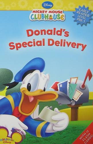 Mickey Mouse Clubhouse Donald's Special Delivery