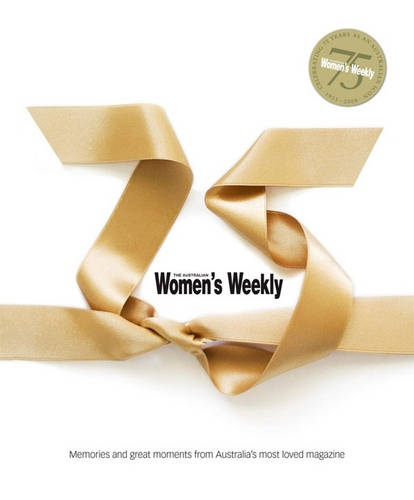 The 75th Anniversary Of The Australian Women's Weekly