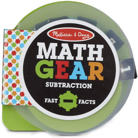 Math Gears Subtraction