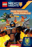 LEGO Nexo Knights: #4 More Monsters, More Problems
