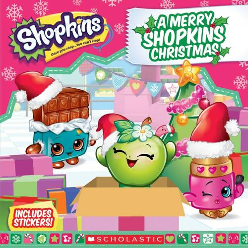 Shopkins: A Merry Shopkins Christmas