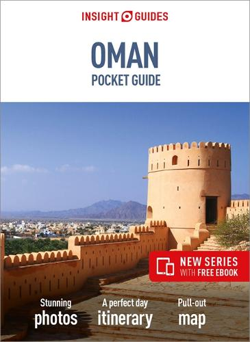 Insight Guides Pocket Oman (Travel Guide with Free eBook)