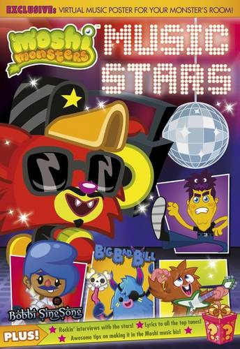 Moshi Monsters: Music Stars