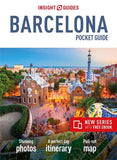 Insight Guides Pocket Barcelona (Travel Guide with Free eBook)