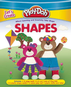 Play-Doh Let's Create: Shapes: Where Learning and Creativity Take Shape