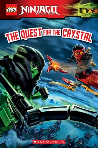 LEGO Ninjago Reader: #14 Quest for the Crystal