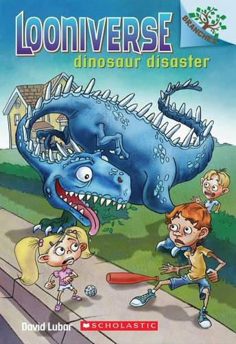 Dinosaur Disaster: A Branches Book (Looniverse #3), Volume 3
