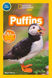 Puffins (Pre-Reader) (National Geographic Readers)