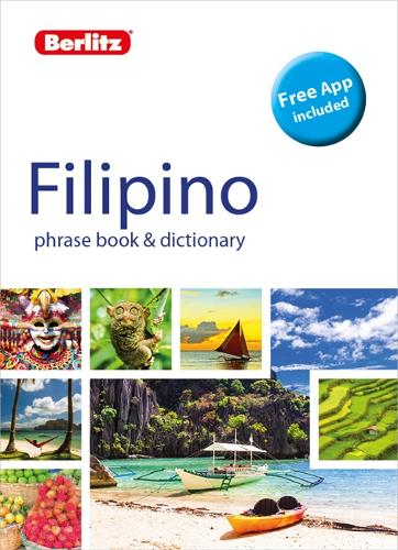 Berlitz Phrase Book & Dictionary Filipino (Tagalog) (Bilingual dictionary)
