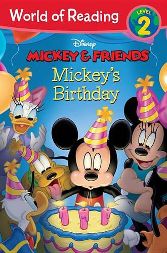 Mickey & Friends Mickey's Birthday