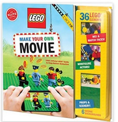 LEGO Make Your Own Movie