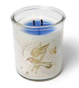 Harry Potter: Magical Colour-Changing Ravenclaw Candle (10 oz)