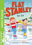 Flat Stanley On Ice