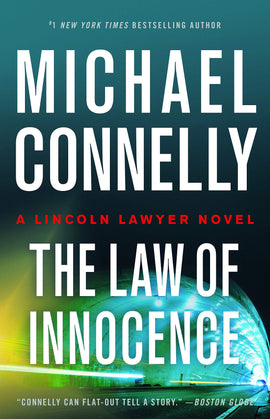 The Law of Innocence (Lincoln Lawyer #6)