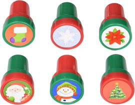 Christmas Stampers (Pack of 6)