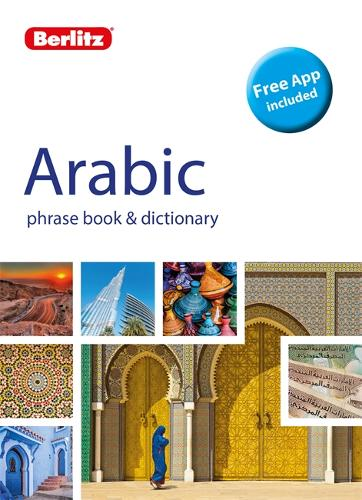 Berlitz Phrase Book & Dictionary Arabic (Bilingual dictionary)