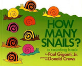 How Many Snails?: A Counting Book