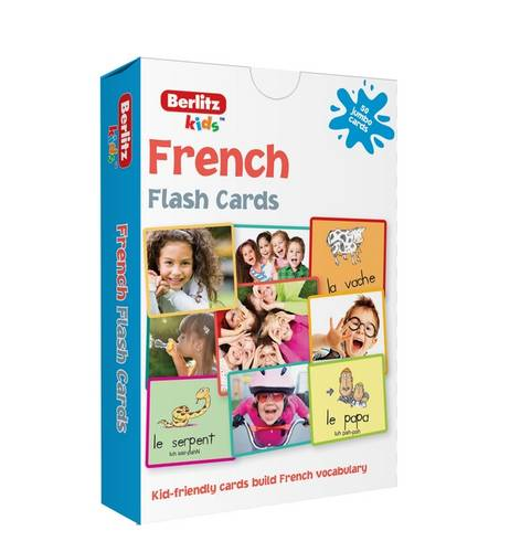 Berlitz Flash Cards French