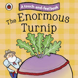 The Enormous Turnip: Ladybird Touch and Feel Fairy Tales