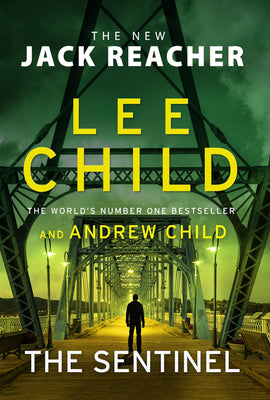 Signed Edition - The Sentinel (Jack Reacher #25)