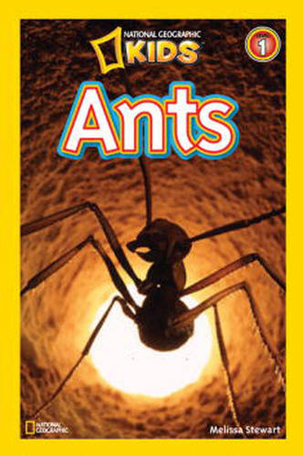 National Geographic Kids Readers: Ants (National Geographic Kids Readers: Level 1 )