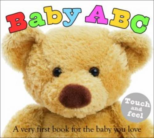 Baby ABC: ABC Touch & Feel Books