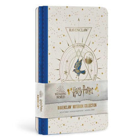 Harry Potter: Ravenclaw Constellation Sewn Notebook Collection: Set of 3