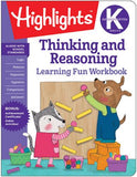 Thinking and Reasoning: Highlights Hidden Pictures