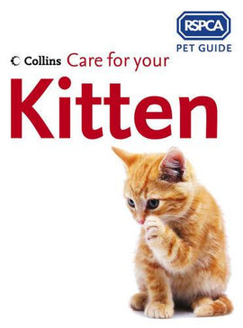 RSPCA: Care For Your Kitten