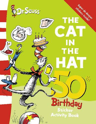 The Cat in the Hat Sticker Book