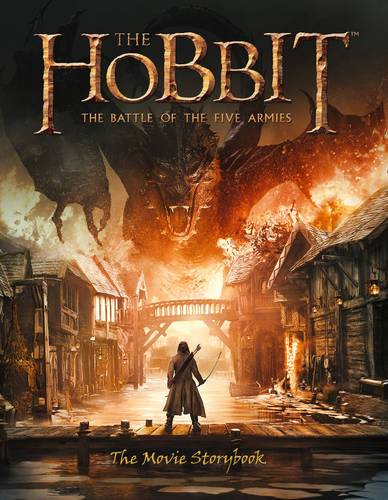 The Hobbit: The Battle of the Five Armies - Movie Storybook